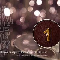 Kisklau adventi naptárával kívánunk kellemes ünnepeket