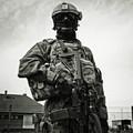 Indafotósok a Szolnoki Helikopter bázison - A Különleges Műveleti Zászlóalj