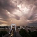 Zsuzzzs fotói a tegnapi budapesti felhőszakadásokról