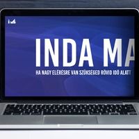 Megint túlteljesítettünk egy Inda Max kampányt