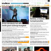Új hirdetési felület az Indexen!