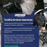 Új szolgáltatást indított a TotalCar
