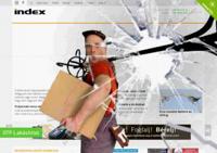Elsöpörte az OTP az Index címlapot