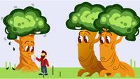 Boldog fák és e-számla