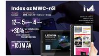Lenovo a Mobile World Congress mellékletében!