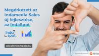 A hazai piacon egyedülálló hirdetési formátummal jött ki az Indamedia Sales