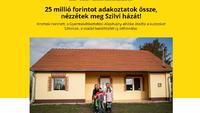 Szilviék beköltöztek a házba, ami a Femina olvasóinak adományaiból jött össze