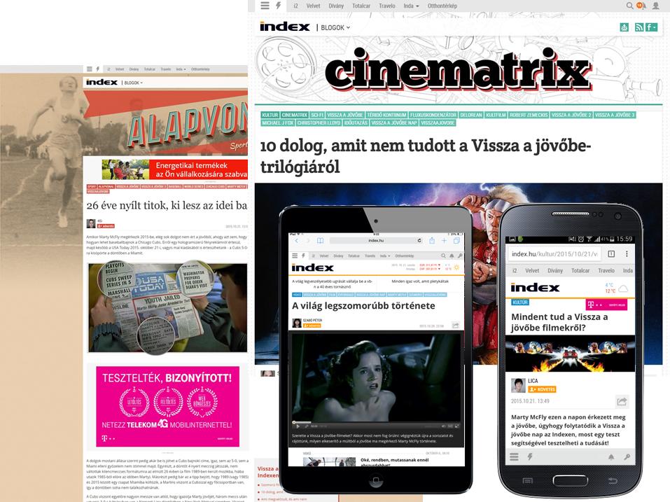 Vissza a jövőbe cikkek (desktop + tablet + mobil)