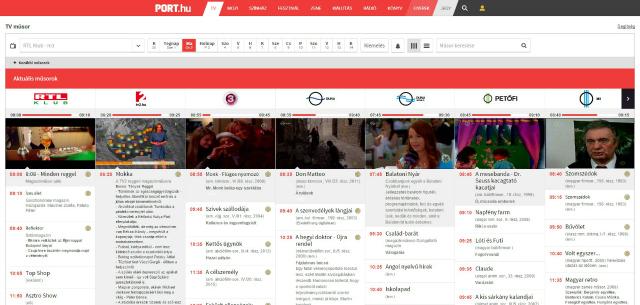 PORT.hu TV
