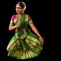 Deepa Srinath (India) bharatanátjam táncelőadása