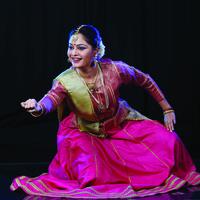 Kaveri Sageder kathak táncos Magyarországon!