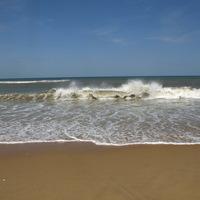 Chennai- feljegyzések a homokban
