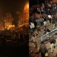 Bomba robbant Varanasiban