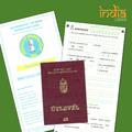 Indiai utazási információk - Departure card