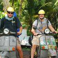 Két önjelölt Bear Grylls a dzsungelben - Elindultak...