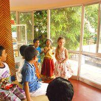 Indiai oktatás újratöltve avagy vizsgaidőszak az oviban