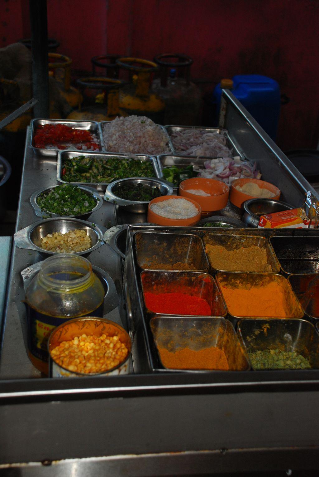 IndiaPass: Indiai éttermek