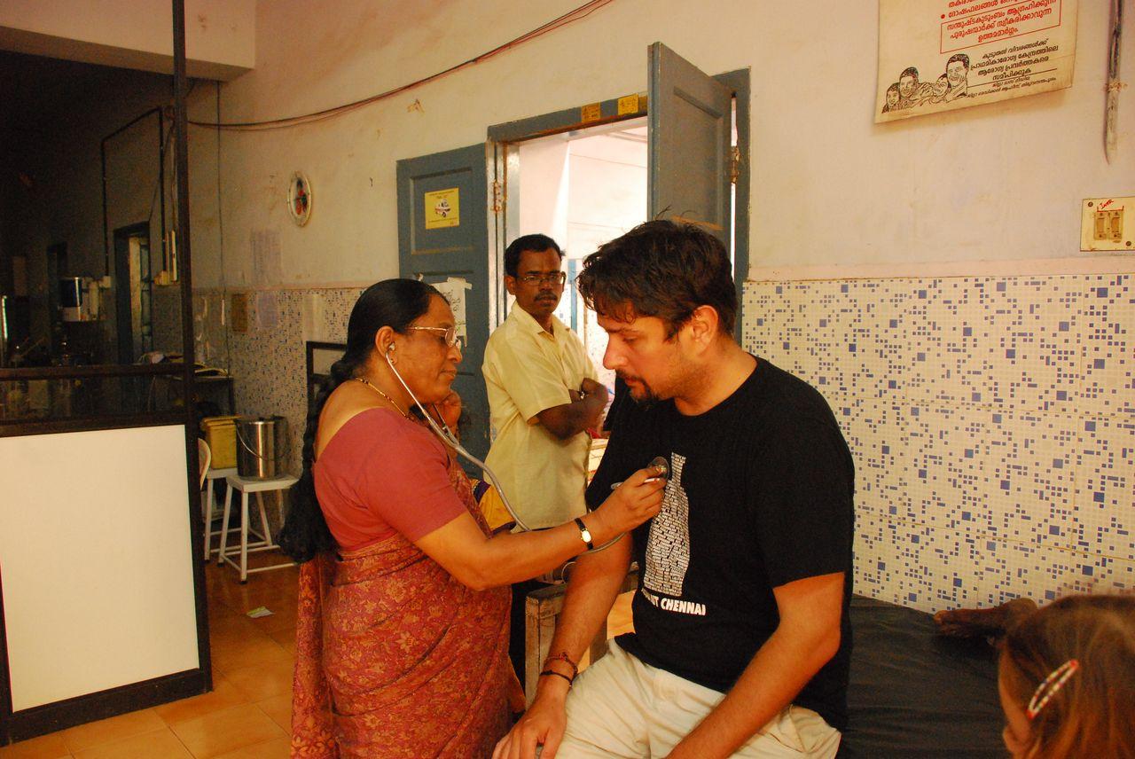 IndiaPass: Indiai kórház