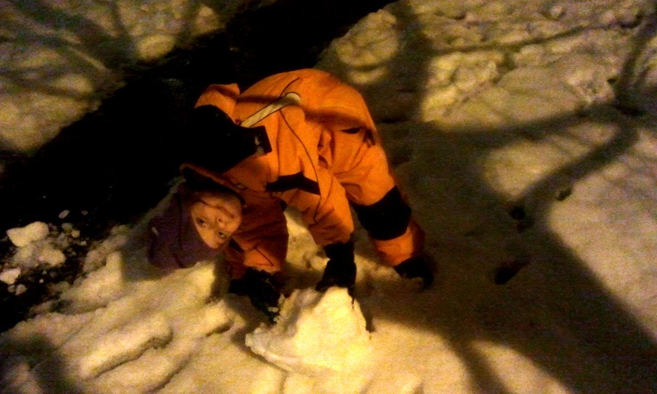 IndiaPass: Jojó hóembert épít