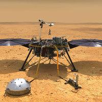 Az InSight ma Marsot ér!