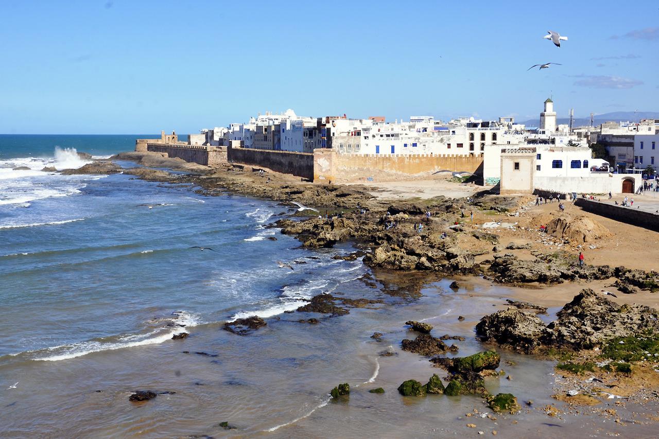 Essaouira óvárosa
