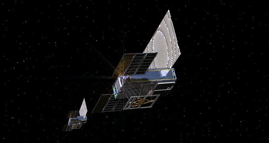 CubeSat-ok, miniműholdak