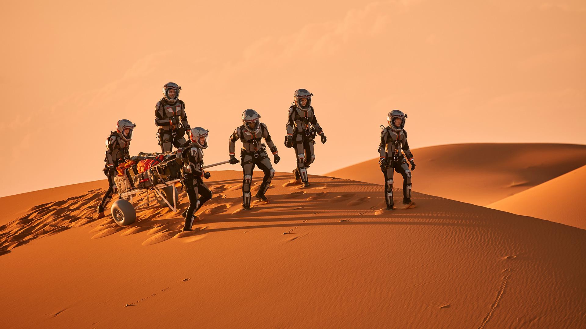 Ember a Marson!