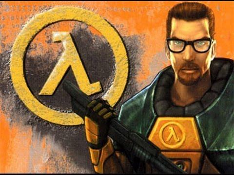 Gordon Freemen (Half-Life) jelképe, a görög betű, a λ(lambda) az informatikában is jól ismert