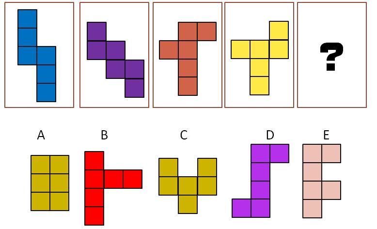 IQ-Teszt kérdés