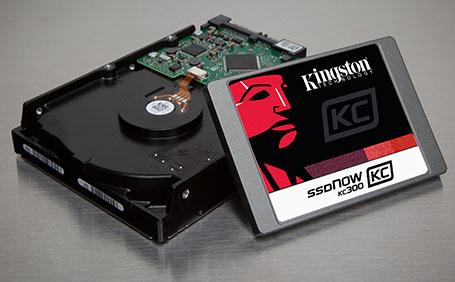 Az SSD sokban különbözik a HDD meghajtótól