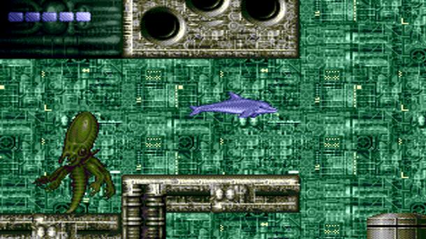 Magyar SEGA játék: Ecco of the Dolphin