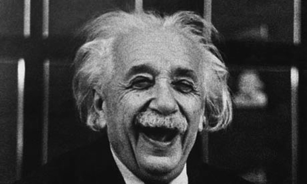 Nevető Einstein