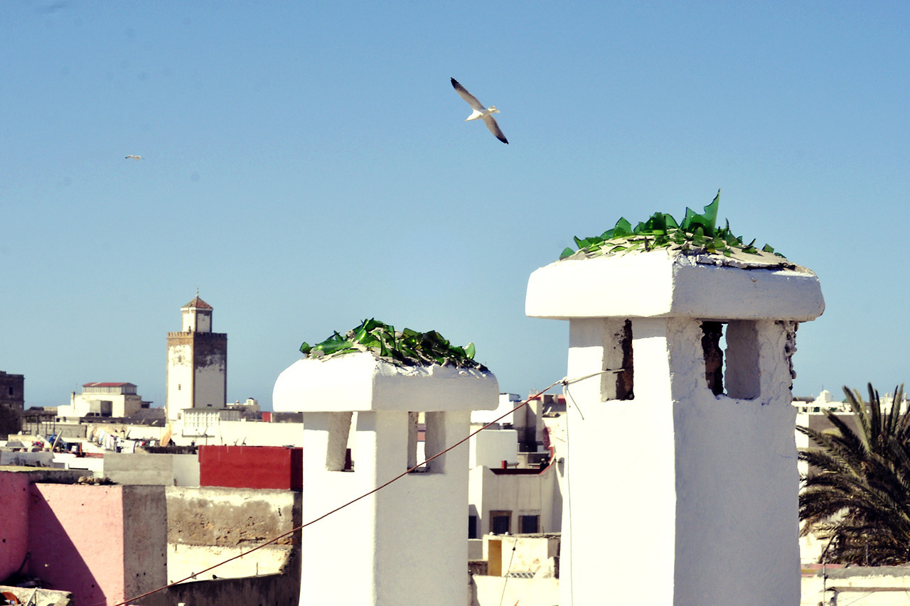 Csendélet minarettel