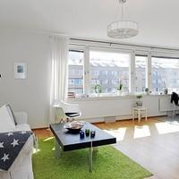 10 ötlet egy egyterű lakásból