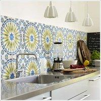 Retró csempék modern konyhákban