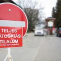 Már 16 megyében van látogatási tilalom a kórházakban