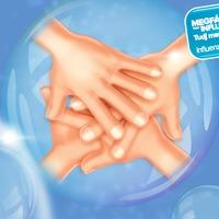 A helyes kézmosás alapszabályai