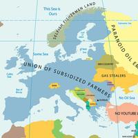 Európa sztereotípiákban