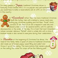 12 karácsonyi szokás a világból