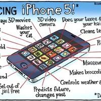 Vicces alkalmazások iPhone5-re