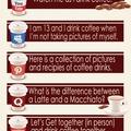 A közösségi média magyarázata kávéval
