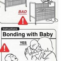 Használati utasítás kisbabákhoz