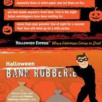 Halloween sötét oldala