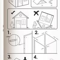 Ha az IKEA mindenhez készítene használati utasítást