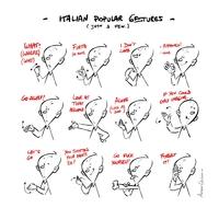 Gesztikulálj olaszul!