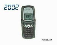A mobiltelefonok evolúciója