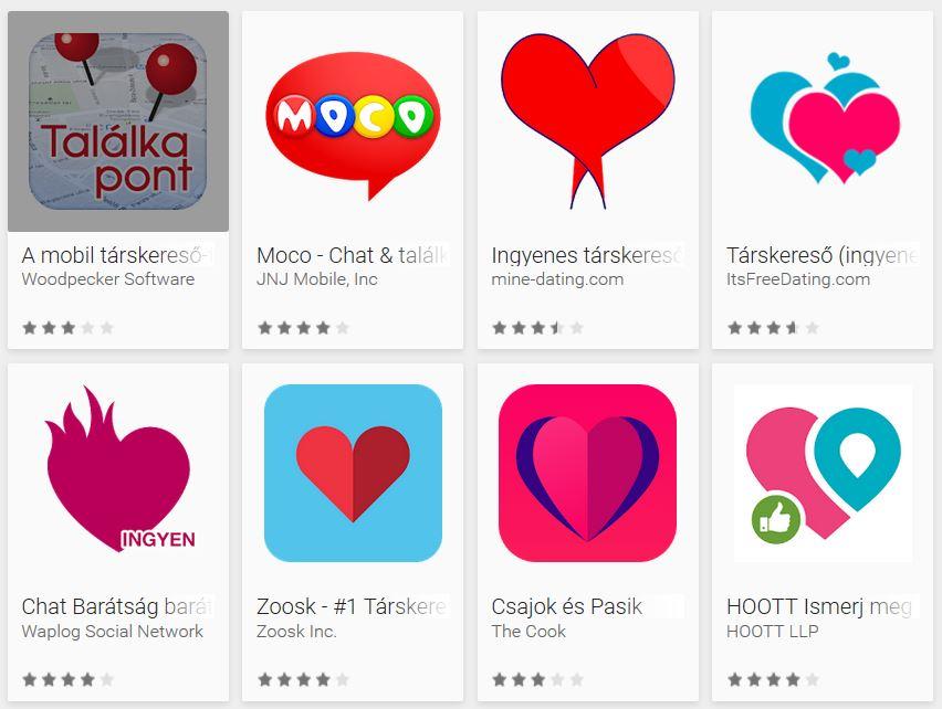Legjobb chat társkereső app android