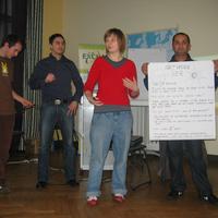 YER meeting, 2008.