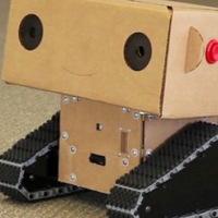Boxie, a videózó robot