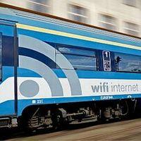 A MÁV wifivel közelít Európához